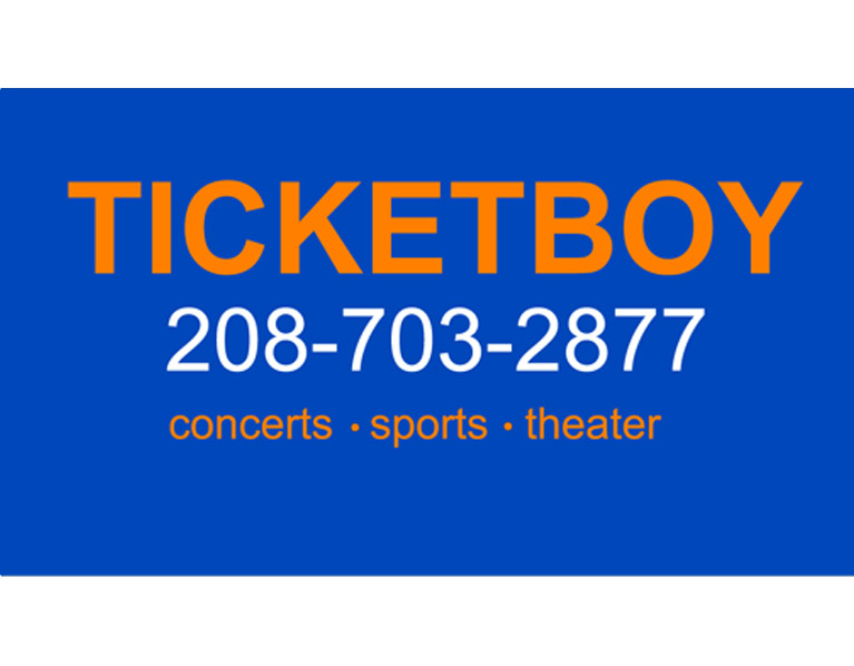 Ticket Boy