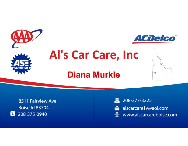 Al's Car Care, Inc
