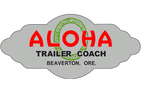 Aloha Trailer Coach Screen Print